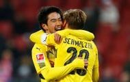 Dortmund hưởng quả ngọt đầu tiên dưới thời Peter Stoger