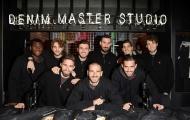 Sao AC Milan hoá 'soái ca' trong ngày ra mắt sản phẩm mới