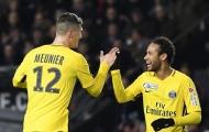 Mbappe lãnh thẻ đỏ, PSG vẫn hiên ngang vào chung kết Cúp liên đoàn