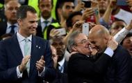 Zidane cẩn thận: Perez lươn lẹo và bội bạc