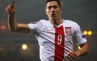 Lewandowski - Ngôi sao sáng nhất của Ba Lan tại EURO 2016