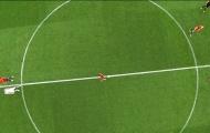 Fan tròn mắt vì pha giao bóng cực dị của đội tuyển Tây Ban Nha