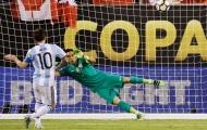 Argentina bại trận: Đừng khóc cho Lionel Messi!
