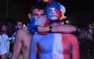 Thua Bồ, fan tuyển Pháp ôm mặt khóc rưng rức