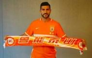 Graziano Pelle có bàn thắng đầu tiên tại giải Ngoại hạng Trung Quốc
