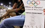 Gái mại dâm Brazil tung chiêu 'khuyến mãi' mùa Olympics