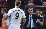 Mata, Rooney, Ibra giúp Mourinho cười mãn nguyện ngày ra quân