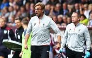 Klopp gào thét trong vô vọng trong ngày Liverpool thảm bại trước Burnley