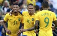 Neymar nóng lòng báo thù người Đức tại chung kết Olympic Rio