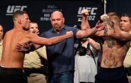 'Gã điên' McGregor dọa giết Nate Diaz ở trận tái đấu
