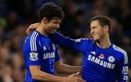 Hazard thẳng thắn chê Costa kém thông minh