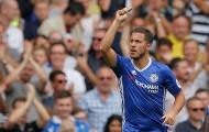 Hazard sẽ còn ghi bàn nhiều hơn nữa