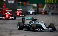 Hamilton mắc lỗi, Rosberg thắng đẹp Grand Prix nước Ý