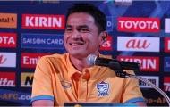 FAT thưởng ĐT Thái Lan 1 triệu USD nếu thắng Nhật Bản?