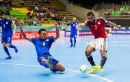 Tuyển Thái Lan được thưởng lớn tại World Cup futsal