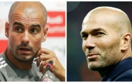Guardiola sắp phải chia đều siêu kỷ lục với Zidane