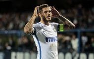 Góc Inter Milan: Sẽ ra sao nếu Mauro Icardi không thể thi đấu?