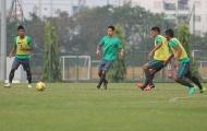 """Cận cảnh buổi tập của """"Messi, Beckham Indonesia"""" tại Hà Nội"""