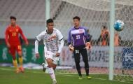 U22 Việt Nam thua 1-3 trong trận cuối giải tứ hùng ở Trung Quốc