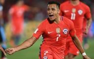 HLV Chile đưa Sanchez 'lên mây xanh'