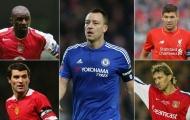 Vai trò của đội trưởng đã đổi khác ở bóng đá Anh