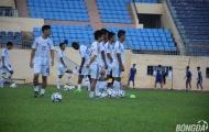 Các đội bóng miền Trung háo hức chuẩn bị V-League 2017