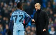 Iheanacho tự tin thế chỗ Aguero ở Man City