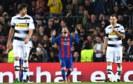 Phá kỷ lục của Ronaldo bất thành, Messi lập kỷ lục khác