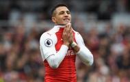 Arsenal lên phương án thay thế Sanchez