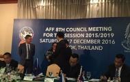 Việt Nam nằm chung bảng Thái Lan tại giải nữ U15 AFF năm 2017
