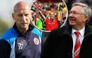 Jaap Stam nhắc lại kỷ niệm buồn về Sir Alex trước chuyến trở về Old Trafford