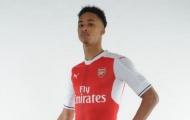 Tân binh Arsenal từng làm công nhân và không biết Oezil