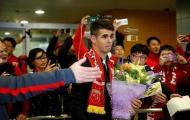 Hai mặt cơn cuồng mua sắm của bóng đá Trung Quốc