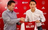 Indonesia nhập tịch sao trẻ Hà Lan đang đá cho Ajax