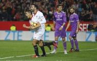 Real Madrid thua ngược tệ thứ nhì lịch sử