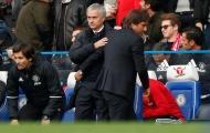 Thống kê khiến Mourinho cũng phải nể trọng Conte