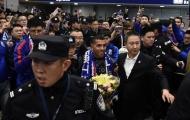Fan Trung Quốc nhiệt liệt đón bom tấn Tevez