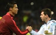 """Ở thế giới"" của Ronaldo & Messi"