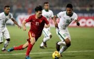 U23 Malaysia tổn thất lực lượng trước trận gặp U23 Việt Nam