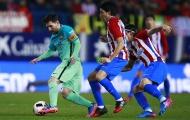 Thống kê: Ngược dòng trước Barcelona là bất khả thi