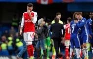 Arsenal họp khẩn để cứu mùa giải