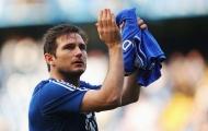 Lampard tiết lộ lần duy nhất 'sợ hãi' hồi khoác áo Chelsea