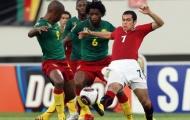 BXH FIFA 2/1017: Cameroon và Ai Cập thăng tiến lớn