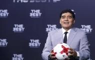 Maradona bất ngờ vào ban chống... tham nhũng của FIFA