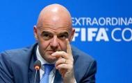 Chủ tịch FIFA lại nêu ý tưởng lạ cho World Cup