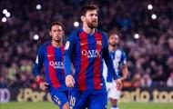 Ghi bàn ấn định chiến thắng cho Barca, vì sao Messi không ăn mừng?