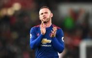 Đại diện Rooney sang Trung Quốc đàm phán hợp đồng