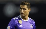 Lộ danh tính cầu thủ bị Ronaldo 'chửi' ở trận thua Valencia