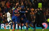 13 kỷ lục, cột mốc được lập sau vòng 1/8 Champions League
