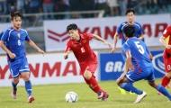 Việt Nam - Đài Bắc Trung Hoa 1-1: Lo cho trận gặp Afghanistan